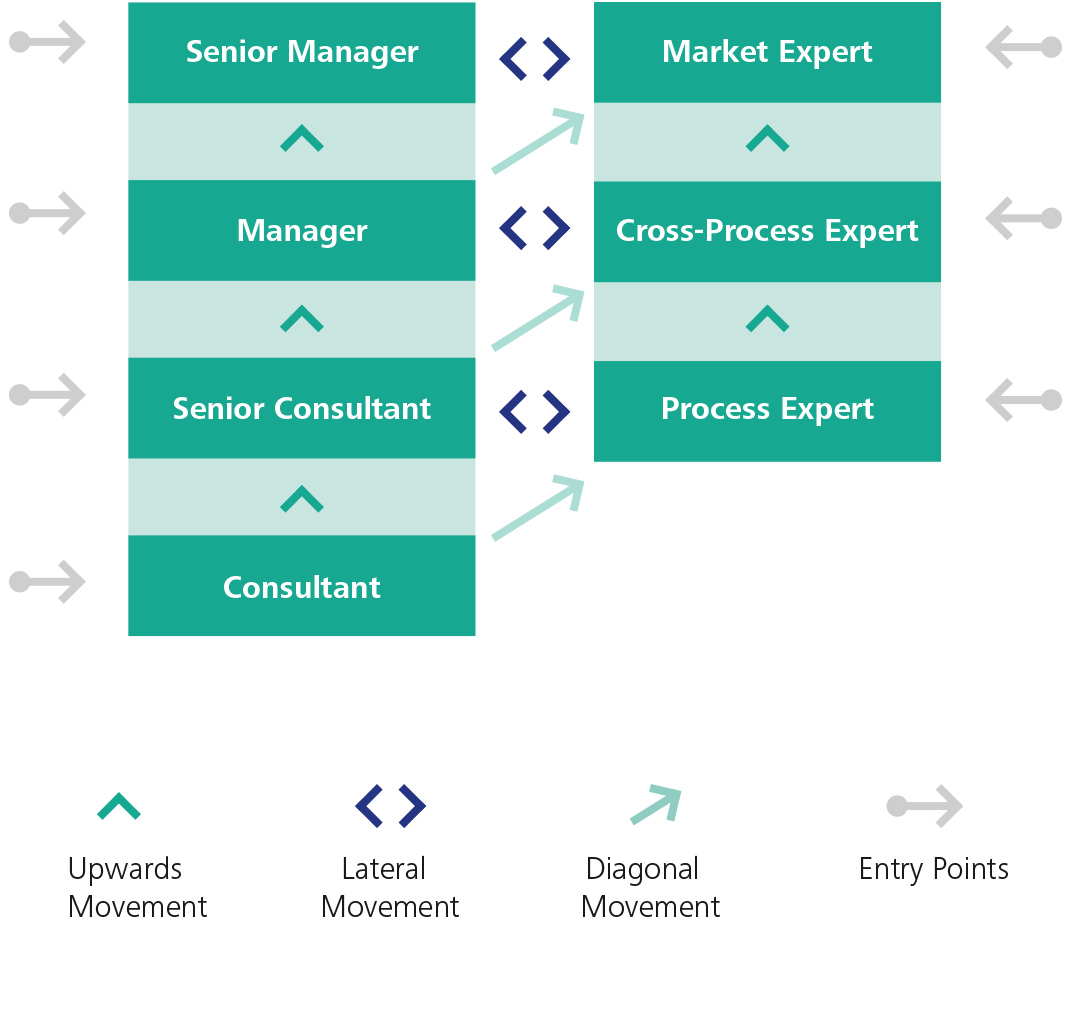 x-markets: Career model